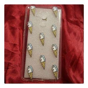 Accessories - 🆕🍦🦄 Unicorn Ice Cream Printed Cell Phone Cover